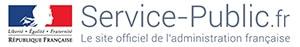 service public logo