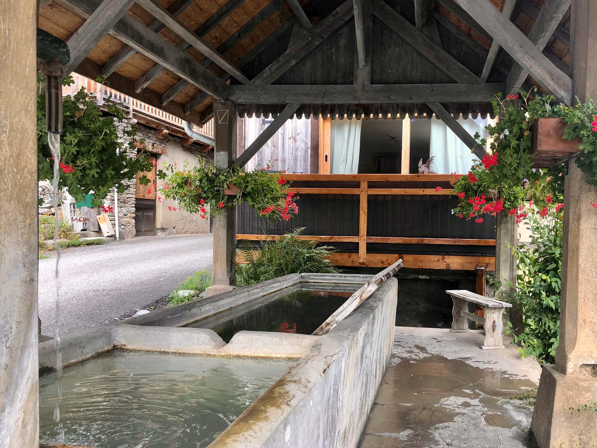 bassin villard