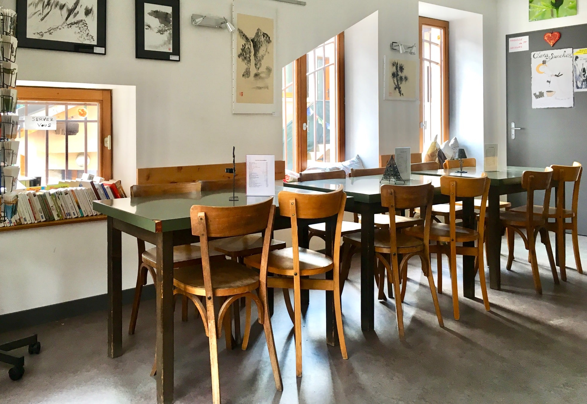 villard café interieur